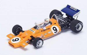 McLaren M19 Denny Hulme Dutch GP 1971