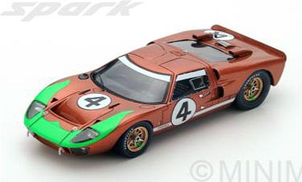 GT40 Mk2 Paul Hawkins