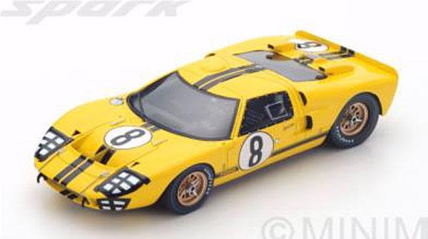 GT40 Mk2 Frank Gardner
