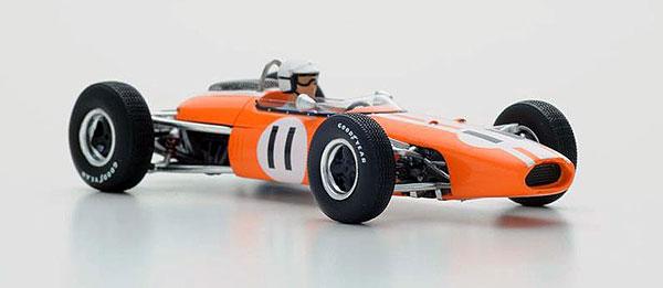 Brabham BT11 Frank Gardner