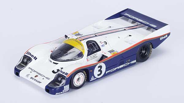 Porsche 956 Vern Schuppan
