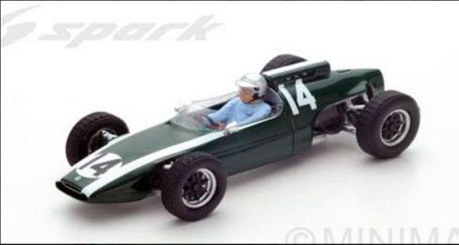 Cooper T60 Bruce McLaren