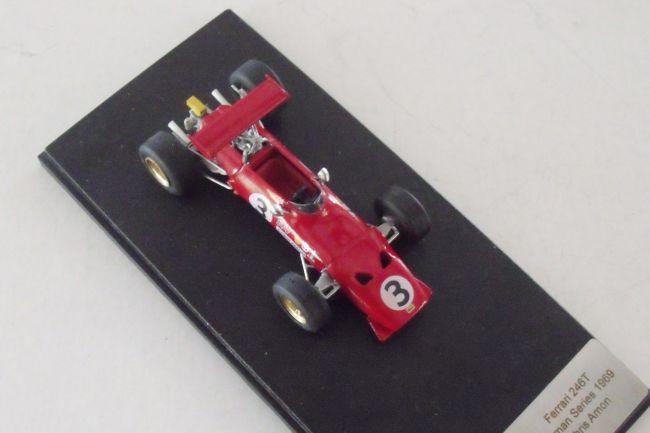 SMTS Ref: RL129 Ferrari 246T kit price $75
