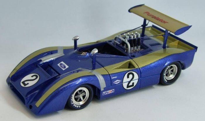 Ford Open Sports Can Am Frank Gardner Riverside or Jack Brabham Texas