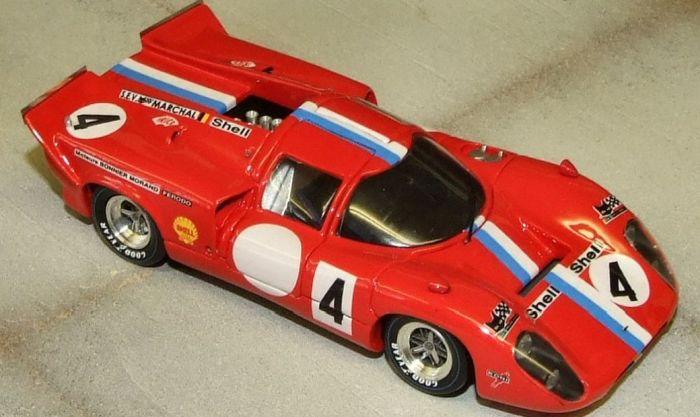 Team VDS Le Mans 1970