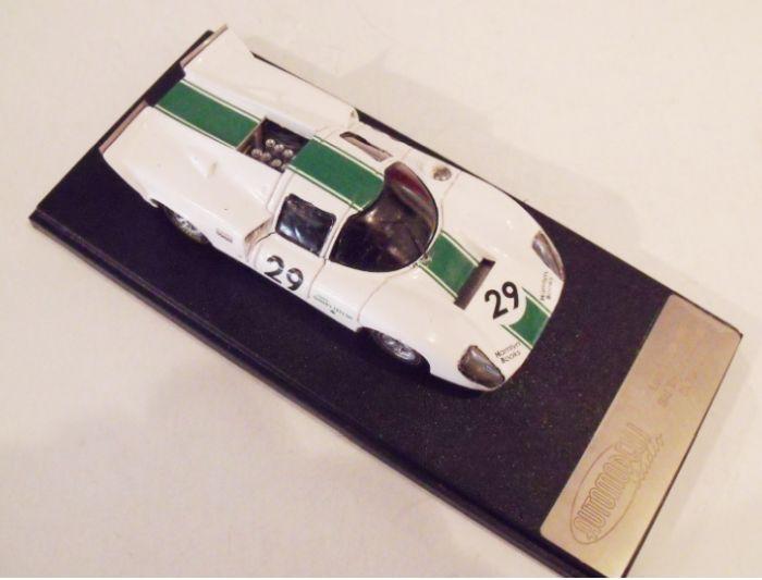 Lola T70Mk3B GT Sid Taylor Racing