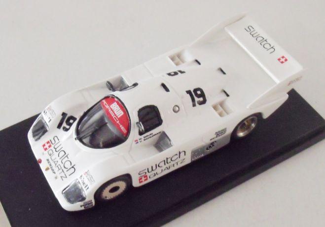 Porsche 956 Sliverstone 1000kls 1984 V Schuppan